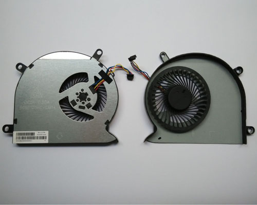 Genuine CPU Cooling Fan for HP Compaq Envy Rove 20-K000 20-K100 Series  Laptop